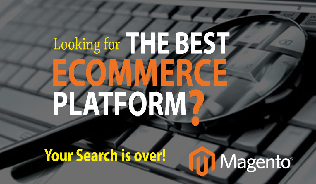 The Right Ecommerce Platform, What We Use.